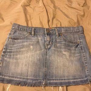 Old Navy Denim Skirt